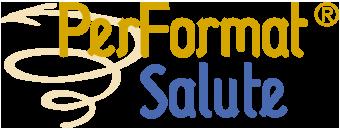 PerFormat Salute Retina Logo