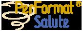 PerFormat Salute Logo