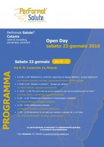 Open day Zona Ionica Etnea - MASCALI (CT)