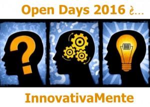 """""""Innovativamente!"""" Un laboratorio che stimola il pensiero creativo nella risoluzione dei problemi quotidiani. Aperto a tutti"""